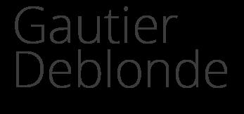 Gautier Deblonde